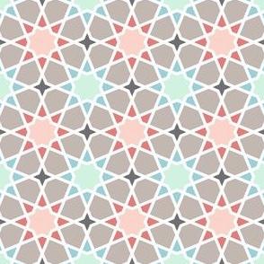 trendy octagonal stars 1