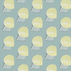 Island: Raining! Grey-o5