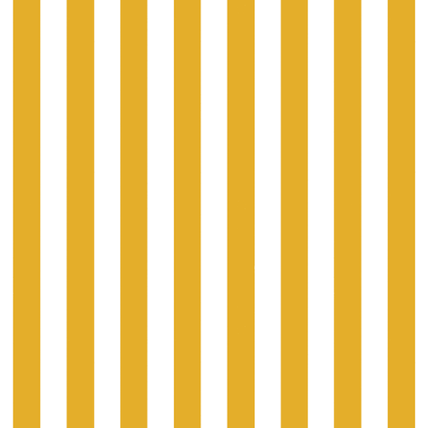 Gold Stripe  fabric by willowlanetextiles on Spoonflower - custom fabric