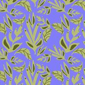 Spring Ferns