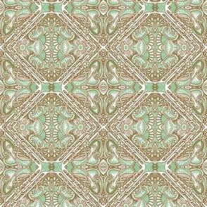 Daisy Block Tiles