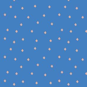 Spade in Blue