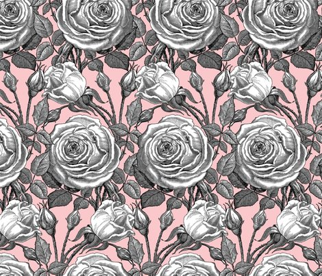 Rperle_des_jardins___black_and_white___dauphine___peacoquette_designs___copyright_2015_shop_preview