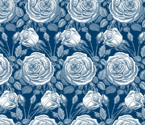 Rperle_des_jardins___lonely_angel_blue_and_white___peacoquette_designs___copyright_2015_shop_preview