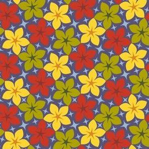 04129303 : S43 floral : a last splash of colour