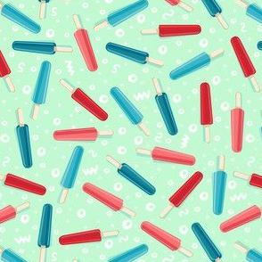 SummerPops - Cool Flavors