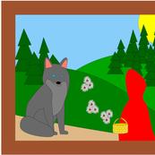 little_red_riding_hood quarter