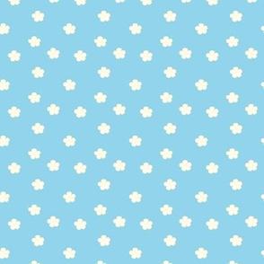 Plumeria - Blue
