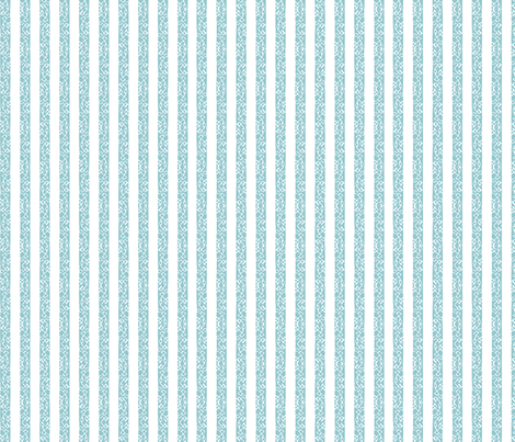 Buzz Stripe - Duck Egg fabric by jodiebarker on Spoonflower - custom fabric