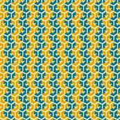 Tracks - Kingfisher & Mustard