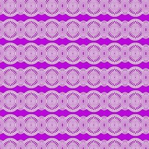 Lavender Lace Trim