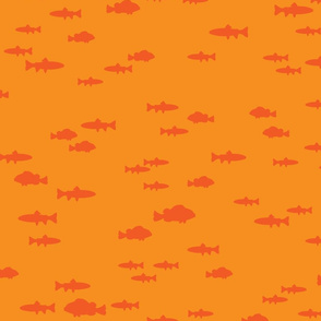 Islanders - Gold Fish