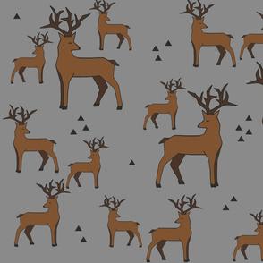 Reindeer grey
