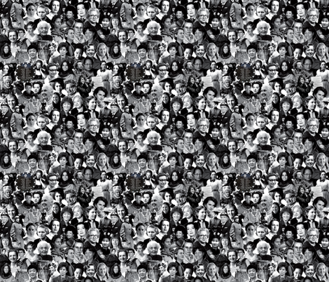 STEM: Women Are All Over It fabric by smlxgood on Spoonflower - custom fabric