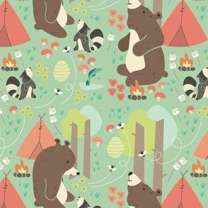 Bears of Summer