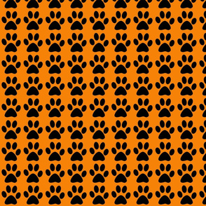 black_on_orange_pawprints