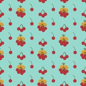 Bakelite Cherries