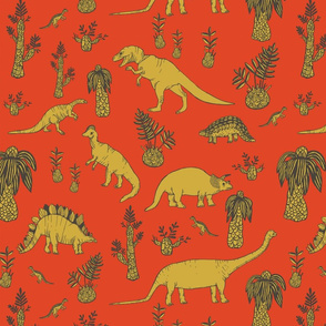 dinosaurs_tile_150_red_yellow