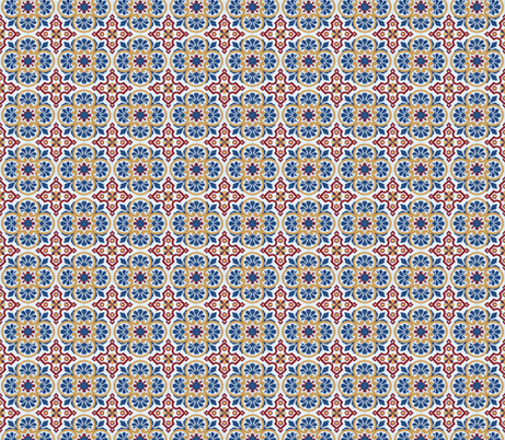 Brazil in Colors! #002 fabric by bymemi on Spoonflower - custom fabric