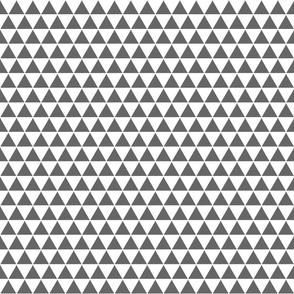 Triangle Mini Grey