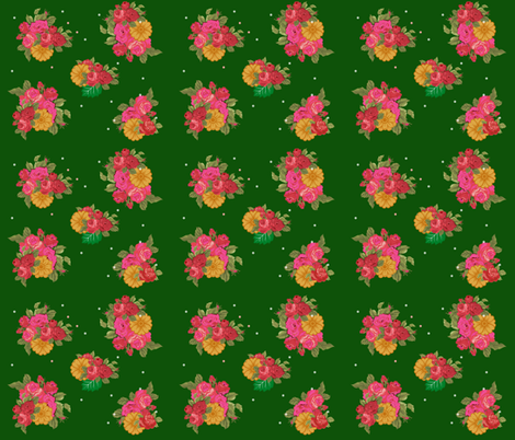 Brazil in Colors #015 fabric by bymemi on Spoonflower - custom fabric