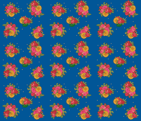 Brazil in Colors #016 fabric by bymemi on Spoonflower - custom fabric