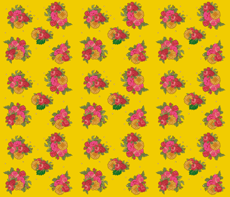 Brazil in Colors #014 fabric by bymemi on Spoonflower - custom fabric