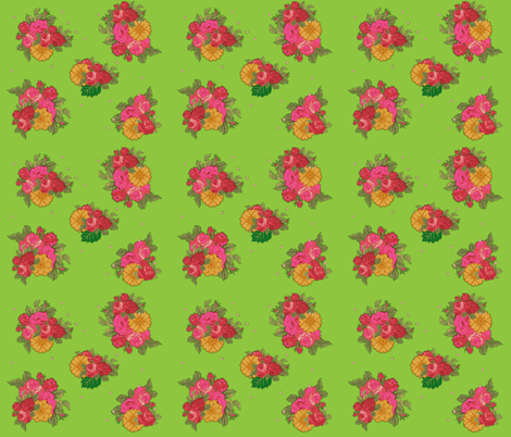 Brazil in Colors #013 fabric by bymemi on Spoonflower - custom fabric