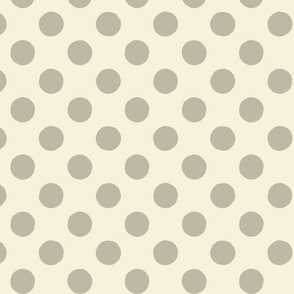 Fine & Dandelion Polka Dot in Cream