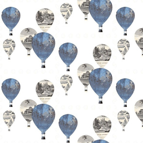 Hot Air Balloons-ch