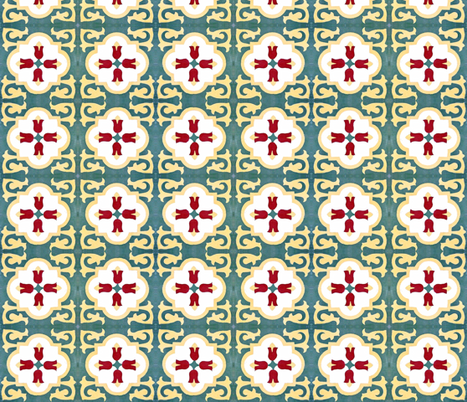 Brazil in Colors! #004 fabric by bymemi on Spoonflower - custom fabric