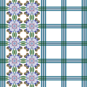 Cloth_Lace_Flower_Border_G
