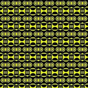 Spinning Turbines Yellow 2