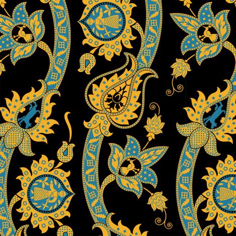 Serpentine 918c fabric by muhlenkott on Spoonflower - custom fabric