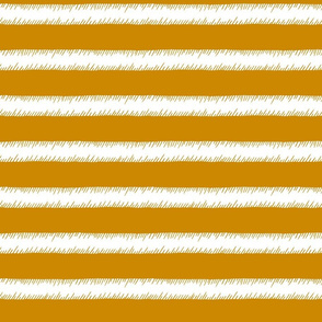 Gold and White Adventure Stripe