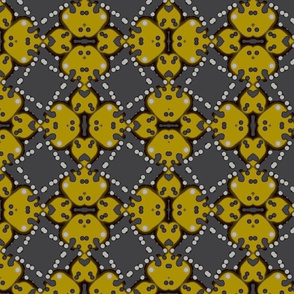 Bees garden