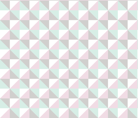 Cotton Candy fabric by mspiggydesign on Spoonflower - custom fabric