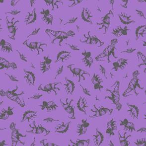 Lavender Dinos A677C8