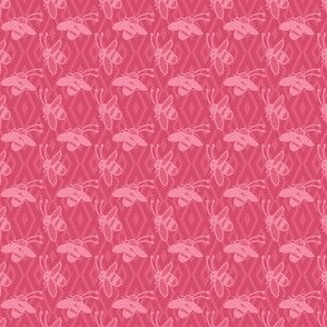 Baby bees - rose