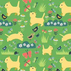 Garden Terrier