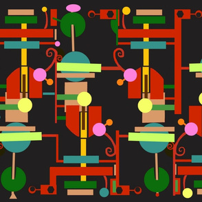 Deco Machinery Cascade Panel