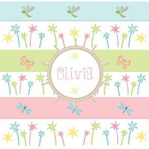 Ahoy Palm Coast - personalized Olivia