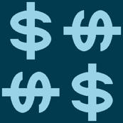 dollar 4gX - floating value