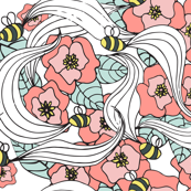 Foral Bee