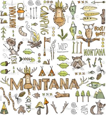 Montana boys - white
