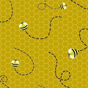 Honeycomb Love