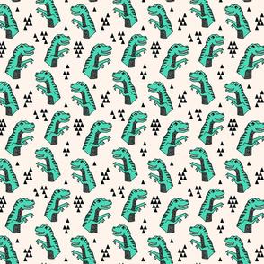 dinosaurs // dino dinosaur kids baby dinosaurs prehistoric jurassic triangles boys
