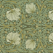 William Morris ~ Pimpernel ~ Original ~ Border