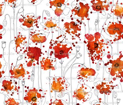 Poppysplashes