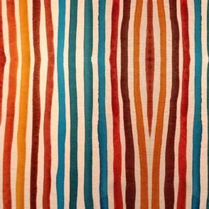 Beautiful rustic stripes